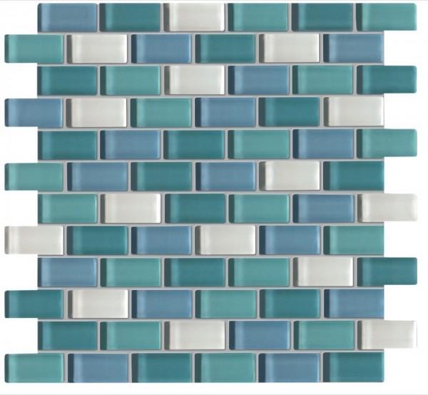 Agrob Buchtal Tonic Aquamix Mosaikfliese 30x30 Art.-Nr.: 060536