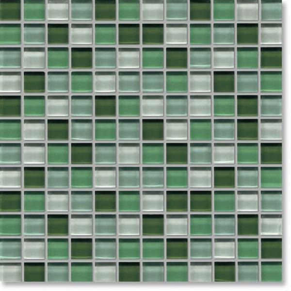 Agrob Buchtal Tonic Grünmix Mosaikfliese 30x30 Art.-Nr.: 060539