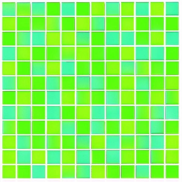 Steuler S2 Kiwi Mix Mosaikfliese 2,3x2,3 Art.-Nr.: 70046
