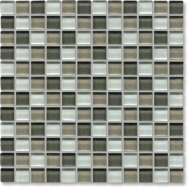 Agrob Buchtal Tonic Graumix Mosaikfliese 30x30 Art.-Nr.: 069862