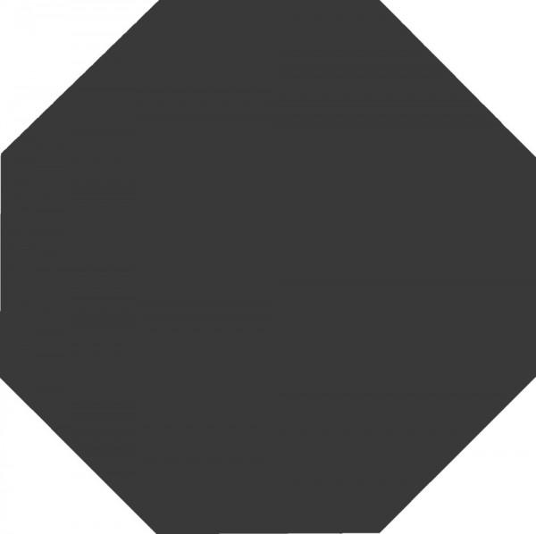 Zahna Ambiente Anthrazit Uni,Vergütet Achteck 17x17/1,1 Art.-Nr.: 811171001.15