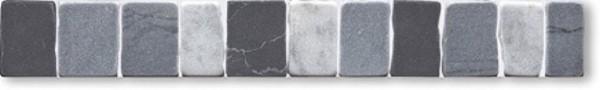 Agrob Buchtal Topas Grau Bordüre 30x4 Art.-Nr.: 229851