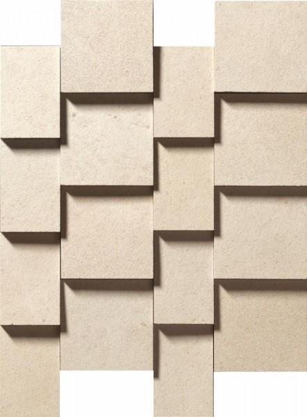 Cercom Stone Box Brera Mosaikfliese 24X29 SCAGLI Art.-Nr. 1056349