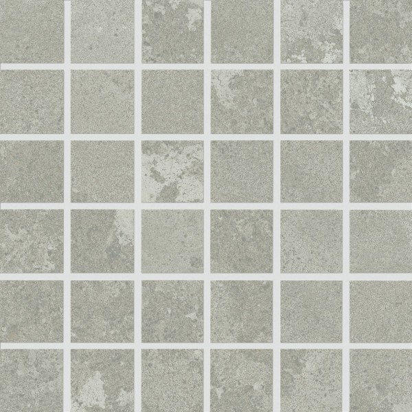 Agrob Buchtal Kiano Atlas Grau Mosaikfliese 5X5(30X30) R10/B Art.-Nr. 431952H