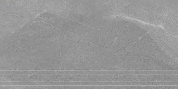 Agrob Buchtal Somero Grau Stufe 30X60/1,05 R10/A Art.-Nr.: 434645