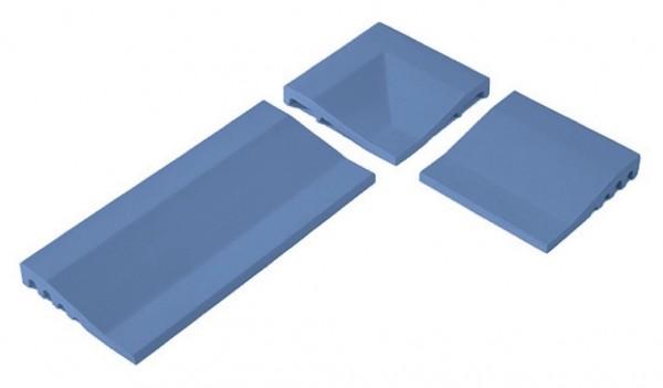 Agrob Buchtal Rovere Meerblau Ecke 12,5x12,5 R11/B Art.-Nr.: 176I-27181H