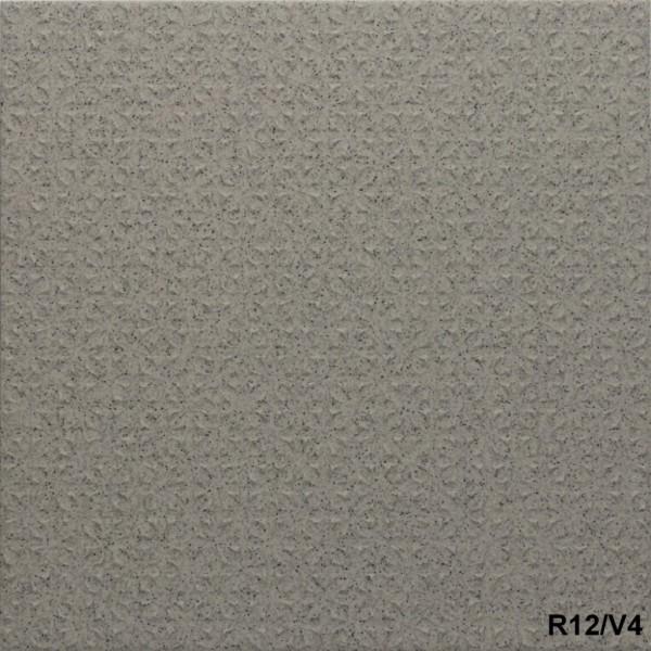 Musterfliesenstück für FKEU Kollektion Industo Grau Bodenfliese 20x20 R12/V4/C Art.-Nr.: FKEU001633
