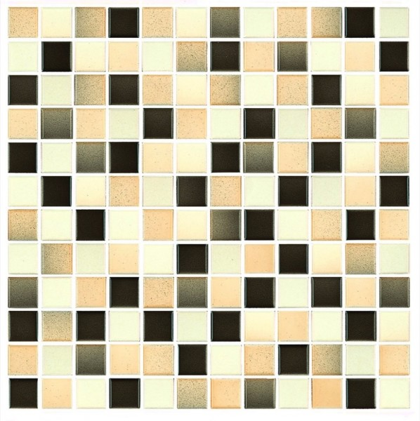 Steuler S2 Natur Mix Mosaikfliese 2,3x2,3 Art.-Nr.: 70051