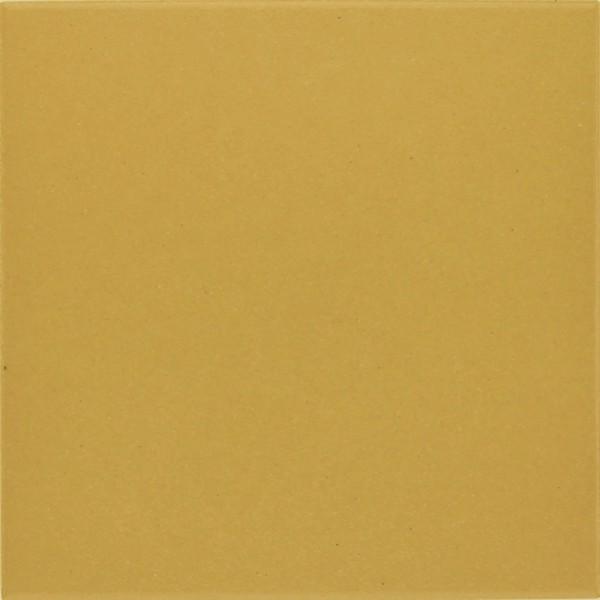 Zahna Unifarben Gelb Uni Bodenfliese 15x15/1,1 R9 Art.-Nr.: 411151001.03